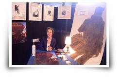 Marion Le Bec au festival des carnets de voyge Ici&ailleurs 2013