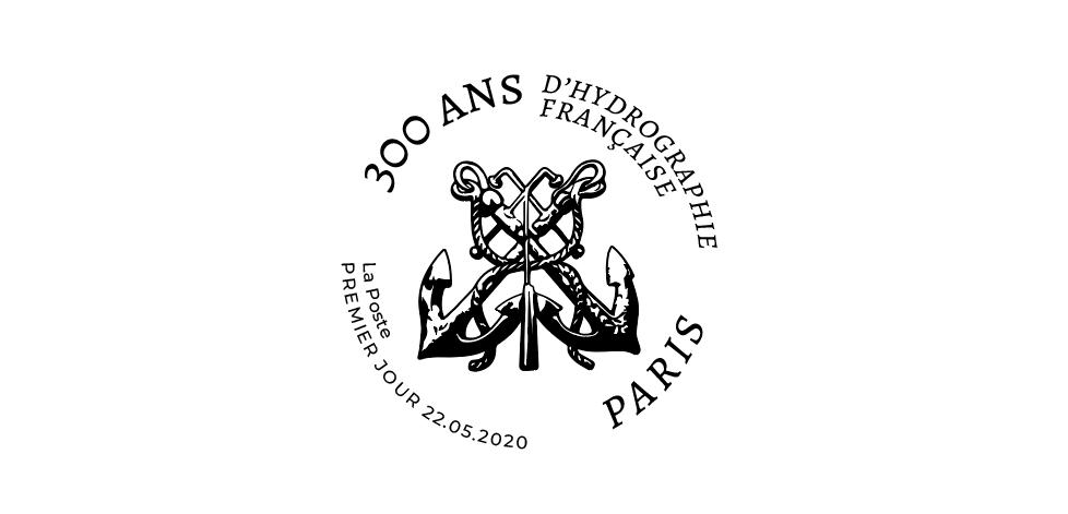 Timbre à date Paris