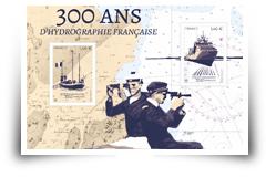 Vignette bloc timbres La Poste