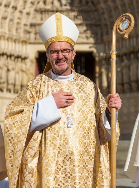 Crosse de Mgr Gérard Le Stang